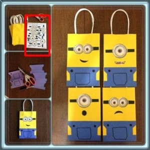 Bolsa de regalo Minions