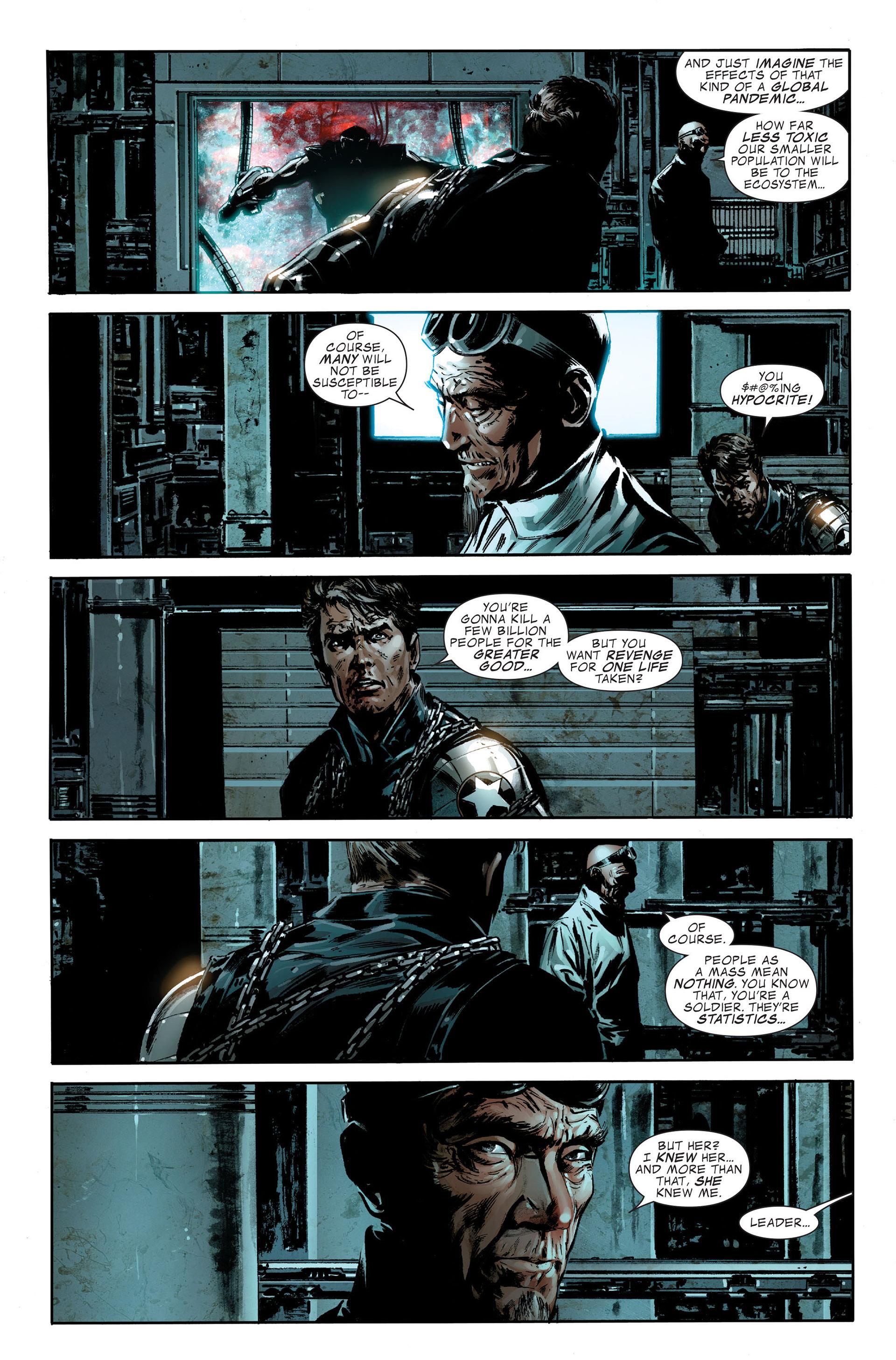Read online Captain America (2005) comic -  Issue #48 - 6