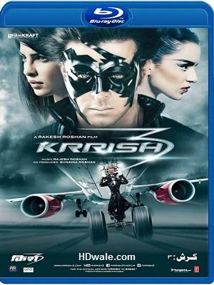 Krrish 3 full Movie Download (2013) 1080p & 720p BluRay