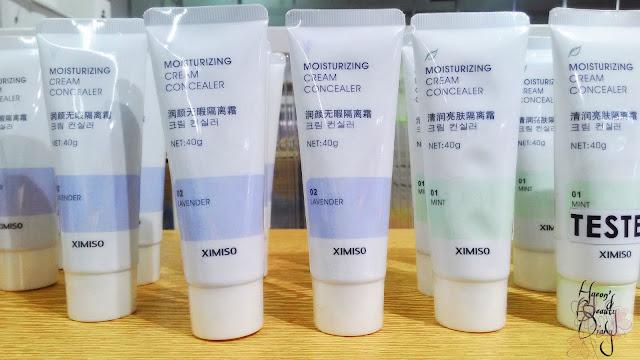 Ximiso's Moisturizing Cream Concealer