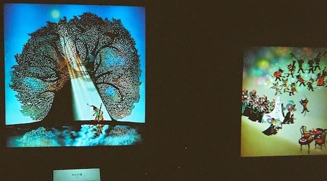 藤城清治美術館 月光の響