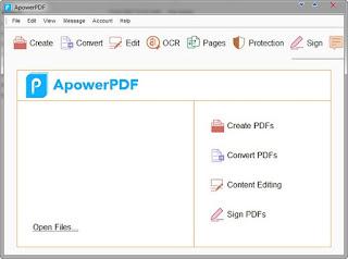 ApowerPDF Portable