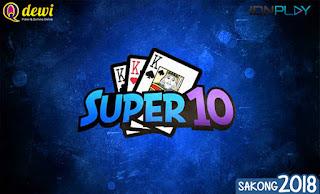 Kartu Tertinggi Judi Super Ten Online