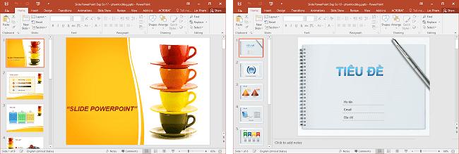 Tải mẫu bìa khung viền, hình nền, Slide đẹp cho Word, Powerpoint_2