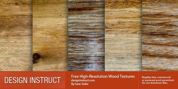 14. Wood Textures Pack