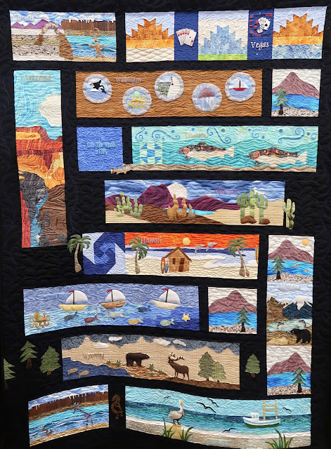 Quilt Inspiration The Best Of Quilt Arizona Day 1
