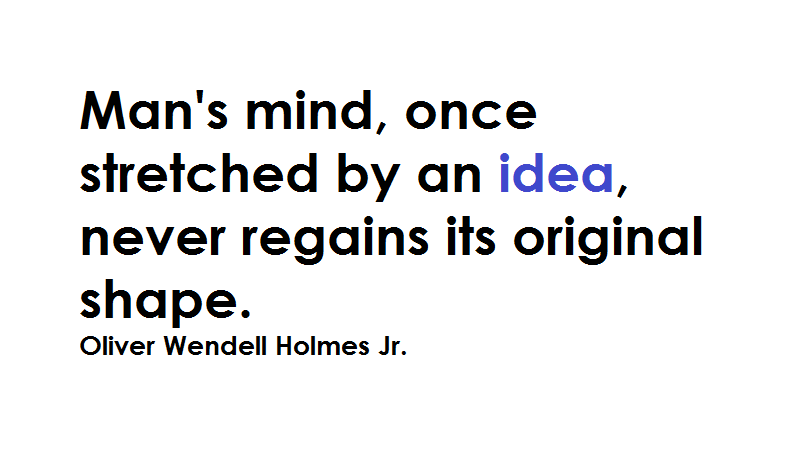 quotes about idea