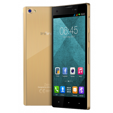 The New Infinix Zero Lustrous Gold Now Available on Konga