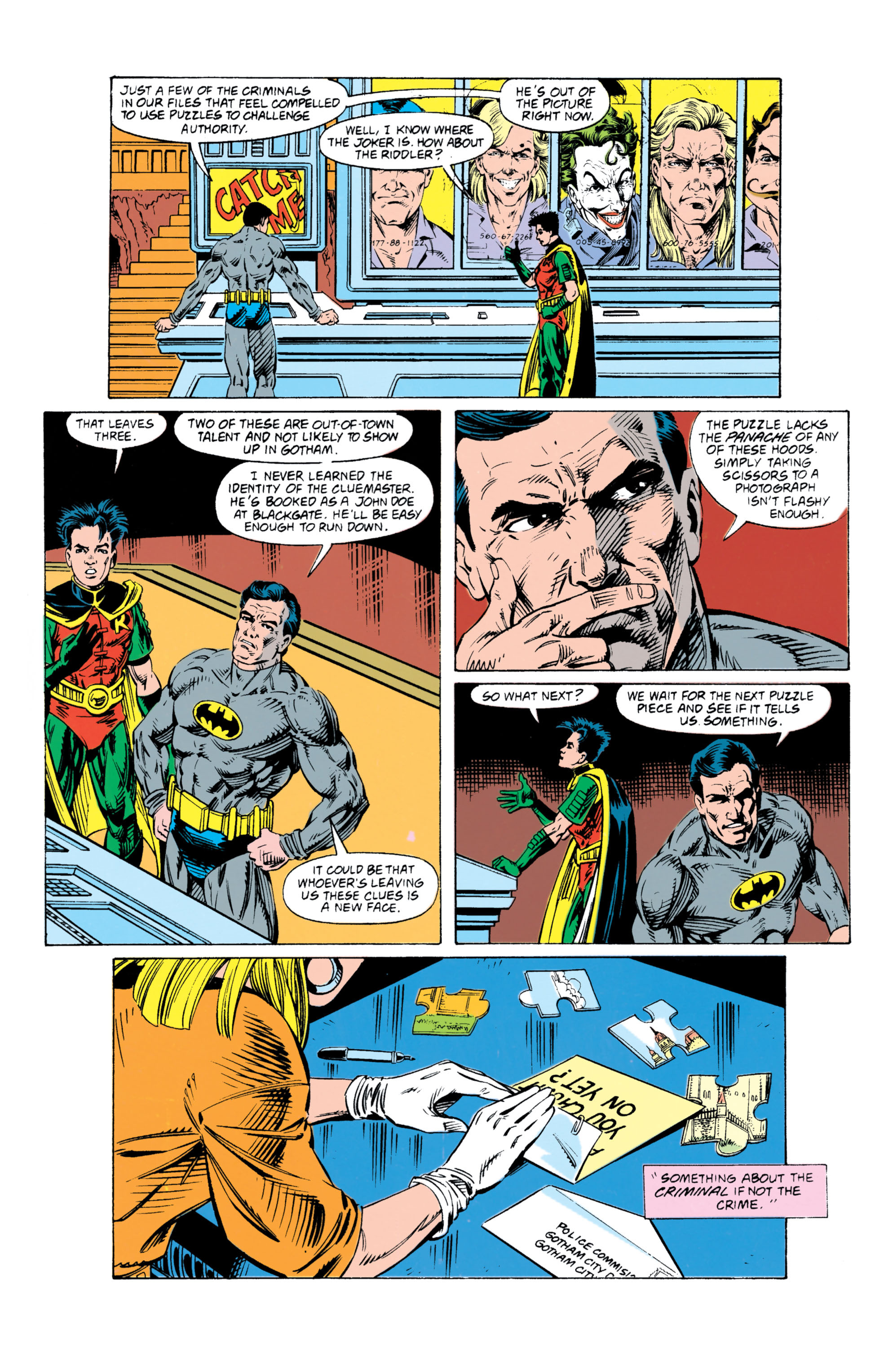 Detective Comics (1937) 647 Page 12