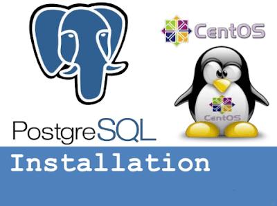 Cara Install Postgres Di CentOS Server
