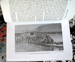"Photo inside ""Riders of the Flood"" by Blackhurst"