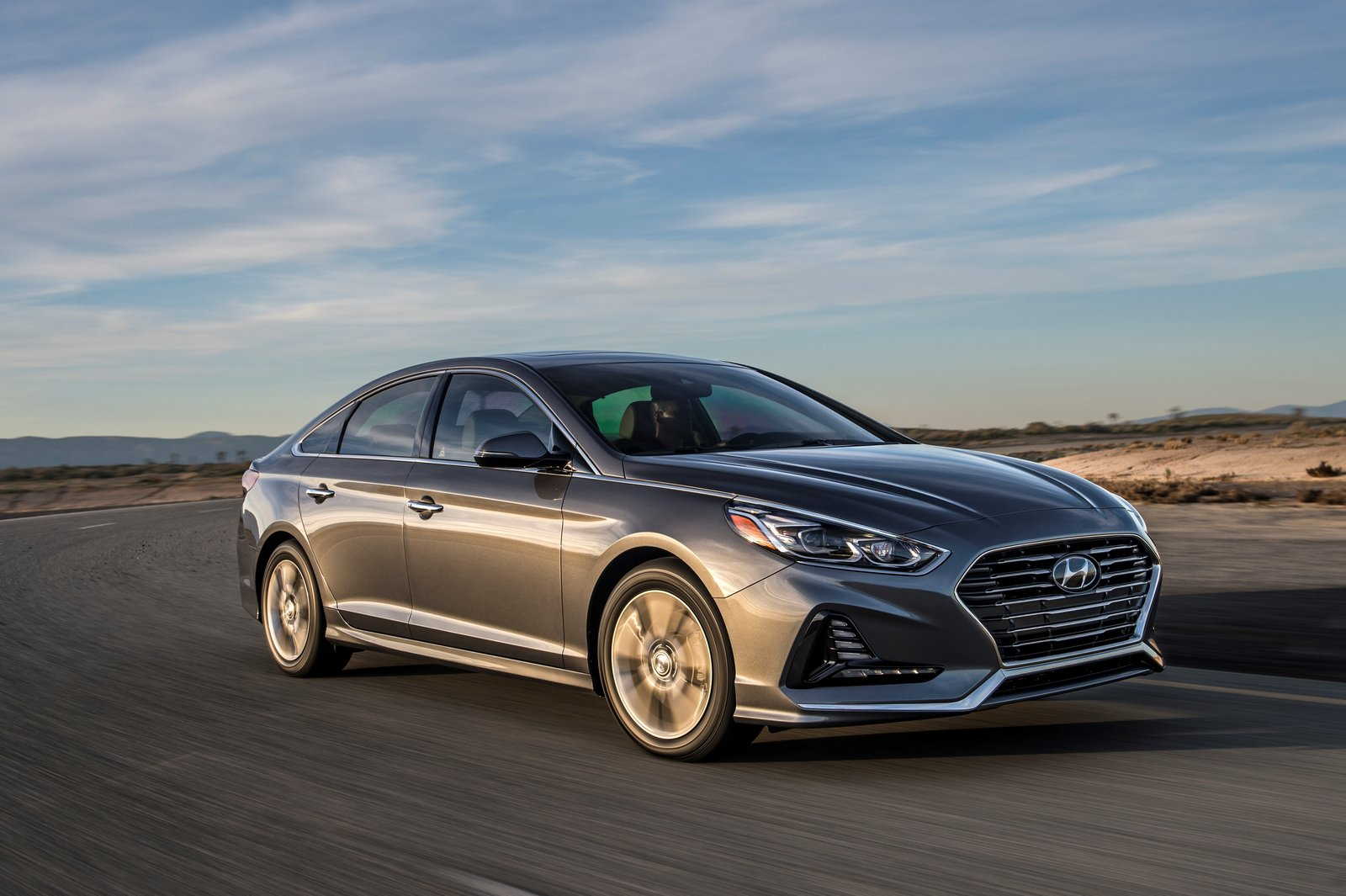Facelifted 2018 Hyundai Sonata Arrives This Summer, From ...