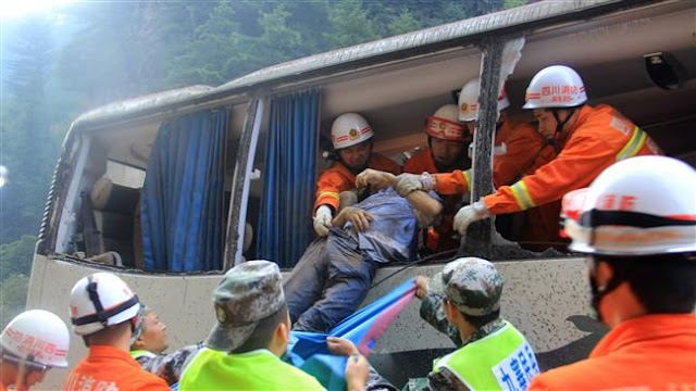 19 killed, 247 injured in China's quake-stricken region amid ongoing rescue operation