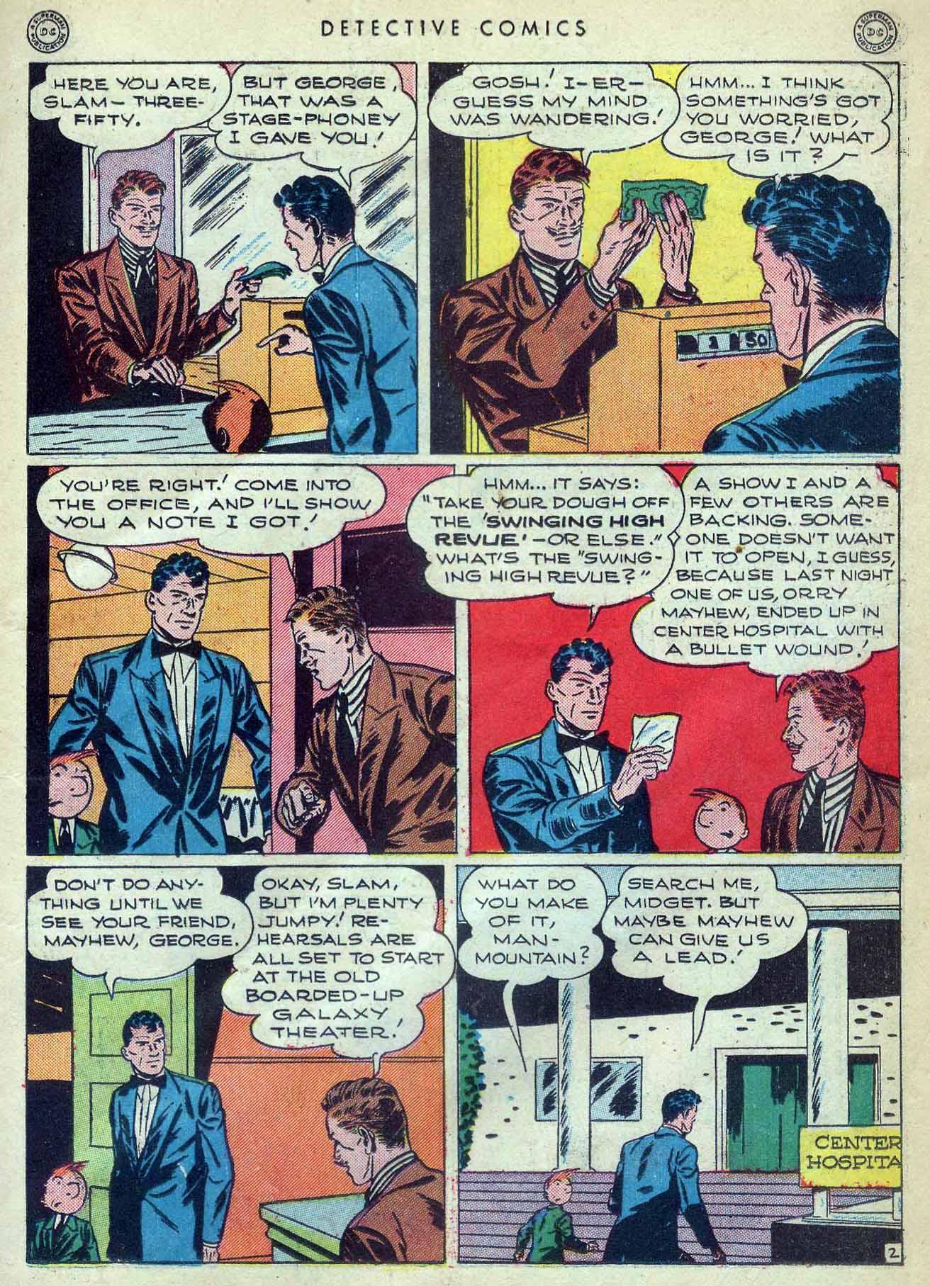 Detective Comics (1937) 107 Page 32