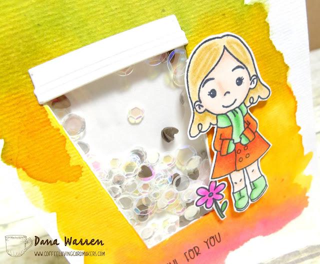 Dana Warren - Kraft Paper Stamps - Trinity Stamps