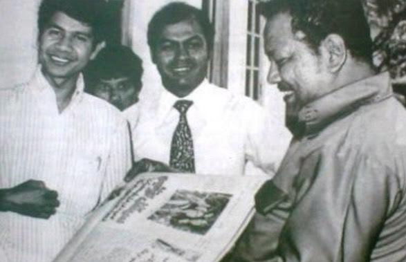 Kisah Hidup Jins Shamsuddin