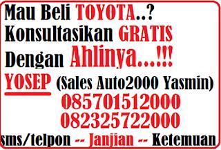 Promo Toyota New Yaris Bulan MEI 2016 di Kota Bogor