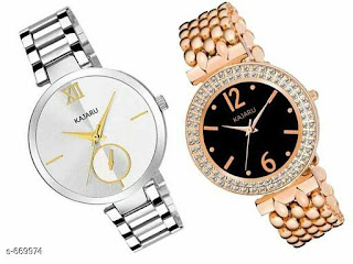 Stylish Women's Watch Combo Collection