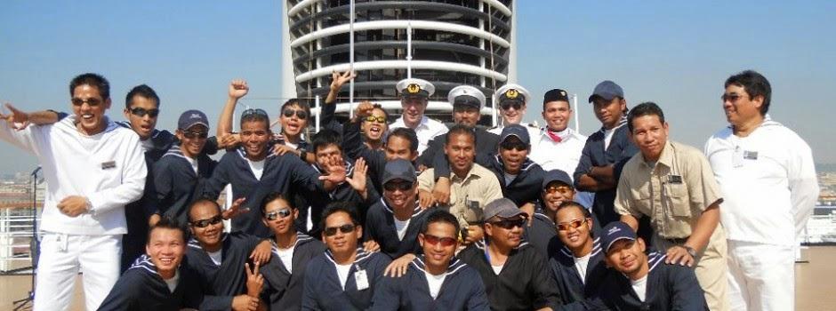 Crew Kapal Pesiar Eropa