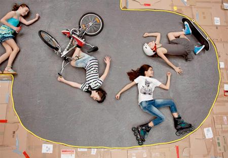 Skate park dream