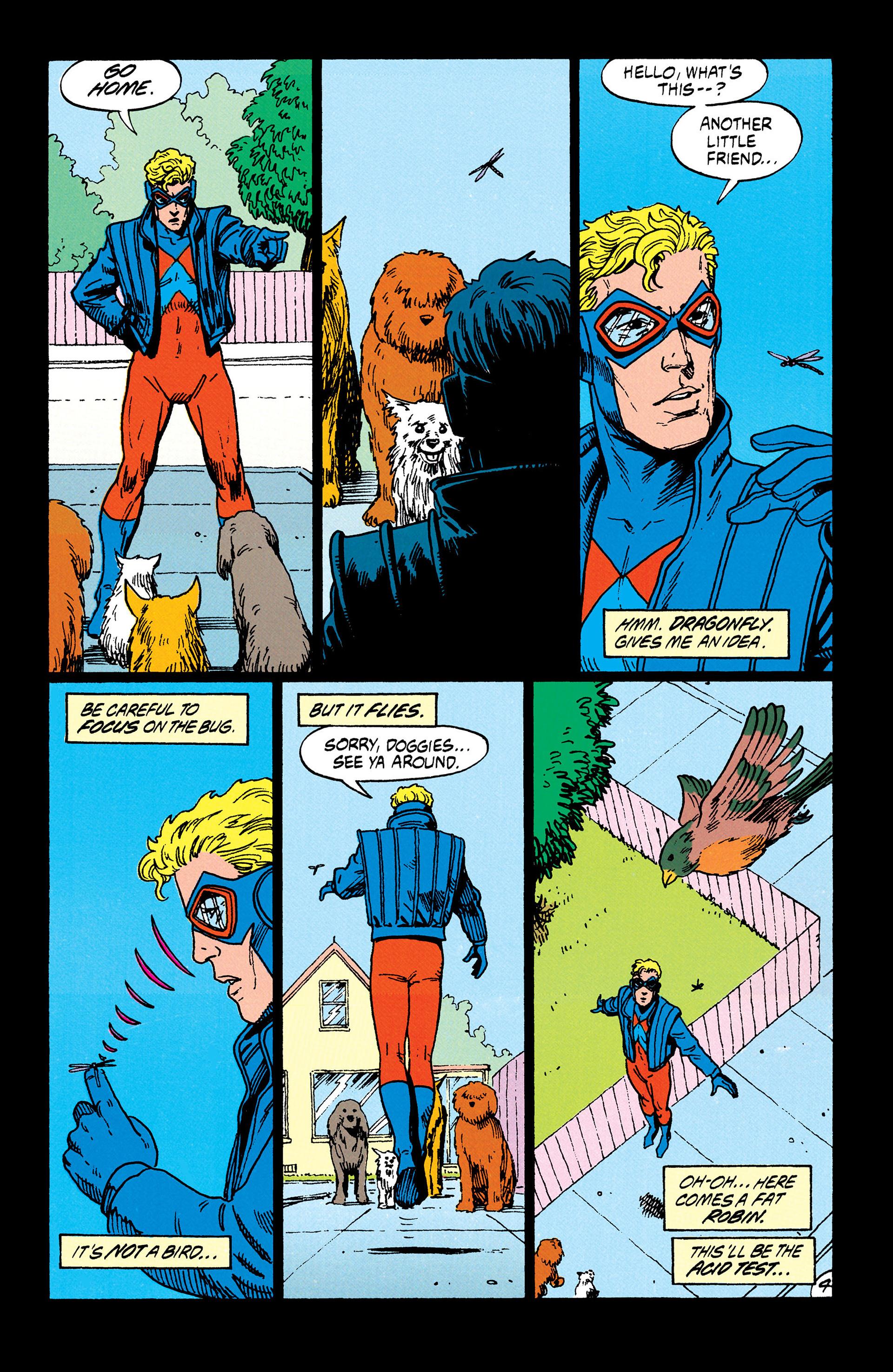Read online Animal Man (1988) comic -  Issue #35 - 5