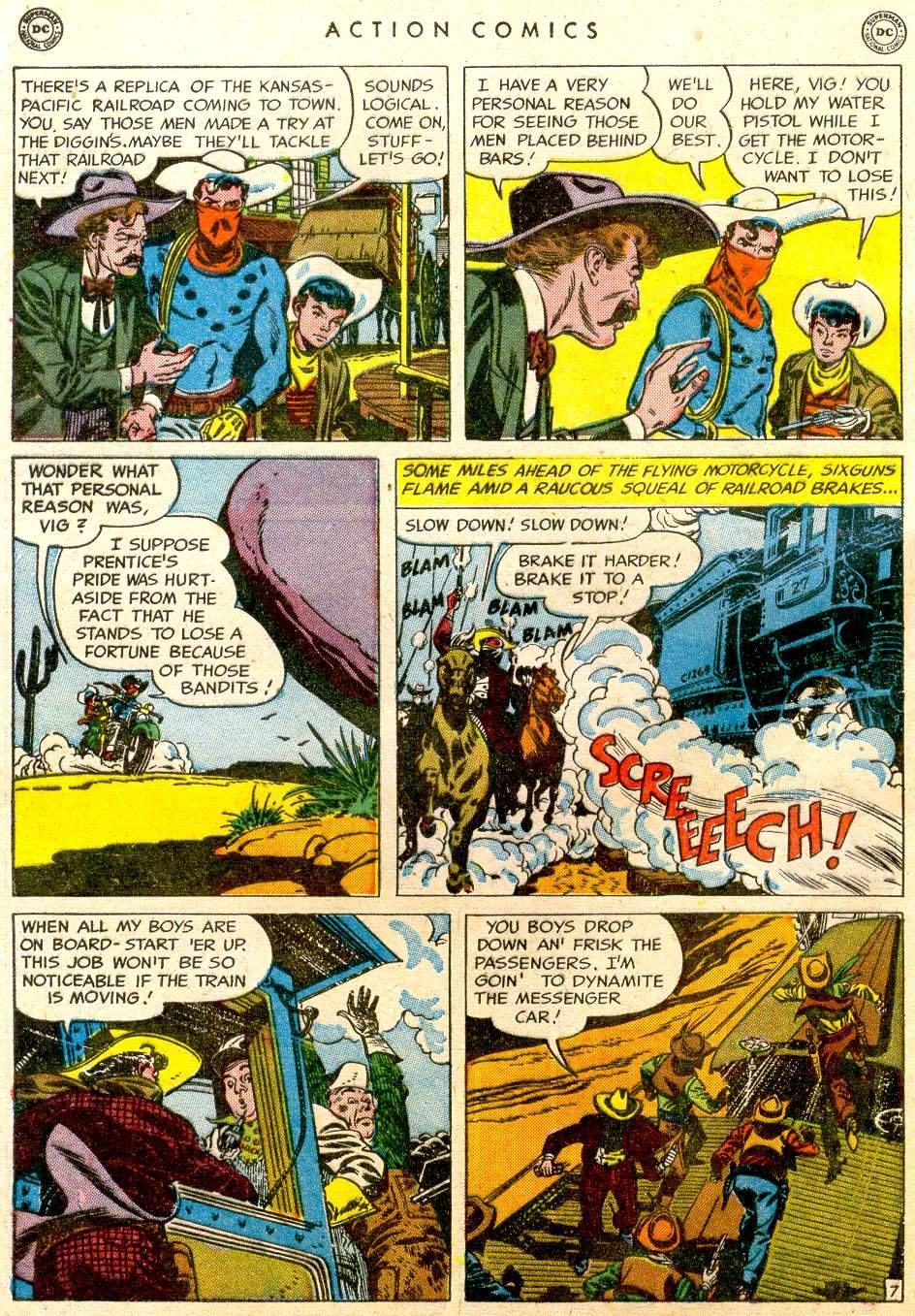 Action Comics (1938) 143 Page 38