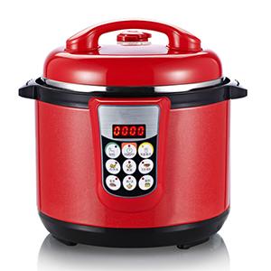 Electric pressure cooker double bravery genuine