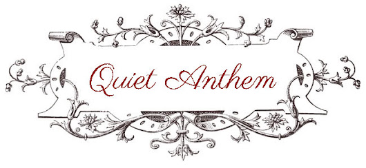 What I'm Into :: December, 2013 ~ Quiet Anthem