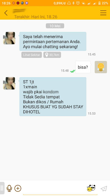 Kupas Tuntas Sisi Gelap Aplikasi Chat BeeTalk (Undercover)  3dca961b64