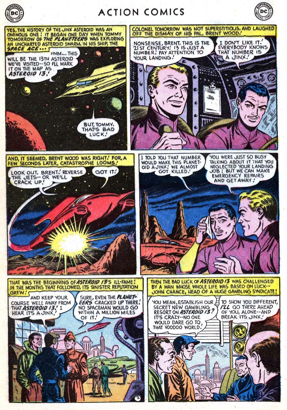 Action Comics (1938) 182 Page 25