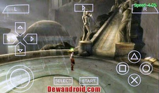 God of War Ghost Of Sparta Android PPSSPP