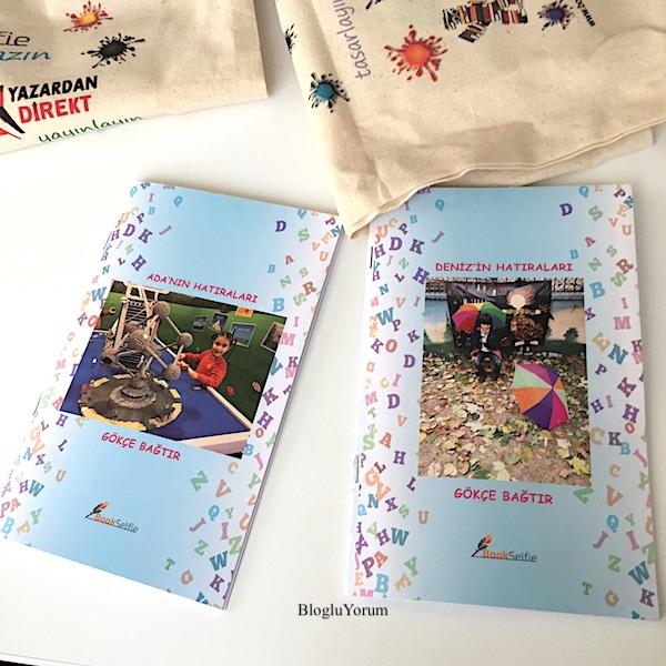 23 nisan blogger anne çocuk şenliği book selfie