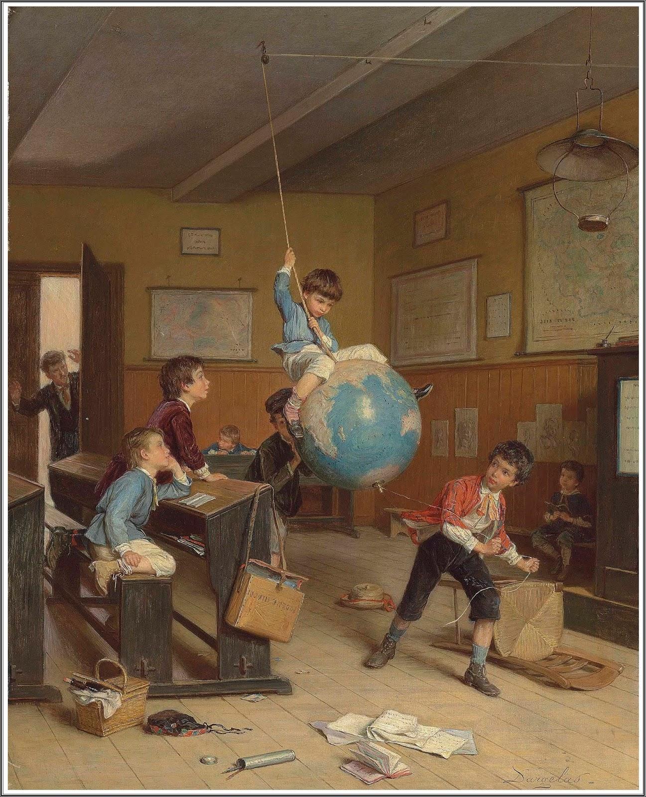 Le Prince Lointain André Henri Dargelas 1828 1906 Le Tour Du