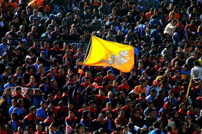 Bottom of the ranking, but top of the world; story of Bhutan's Maiden world cup qualification 2018