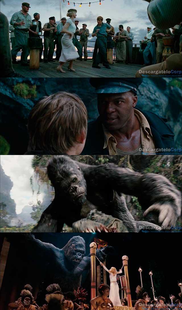 King Kong EXTENDED EDITION HD 1080p EspañolLatino Dual