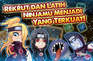 Ninja Rebirth Shinobi War MOD APK v1.0.1 Versi Terbaru Gratis Download