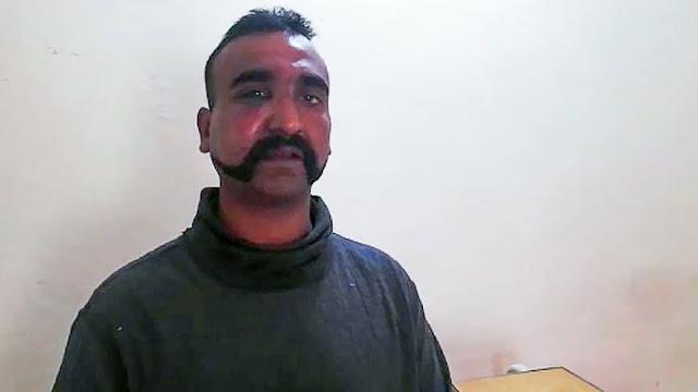 Οι Πακιστανοί κατέρριψαν το μαχητικό του, όμως ο πιλότος Αμπντιναντάν έγινε ήρωας και το μουστάκι του μόδα στην Ινδία