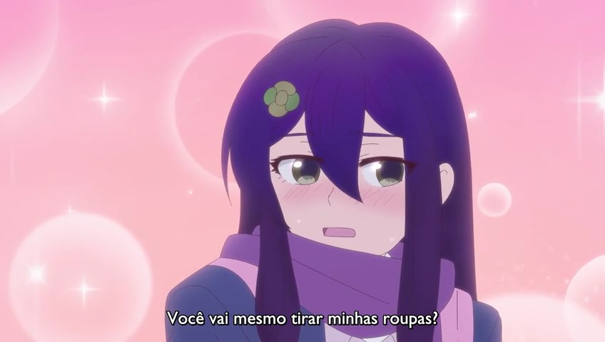 Comentando To Be Heroine ep 1