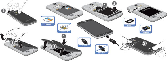 Manual Source Download: Guide manual Samsung Galaxy S4 SGH-I337