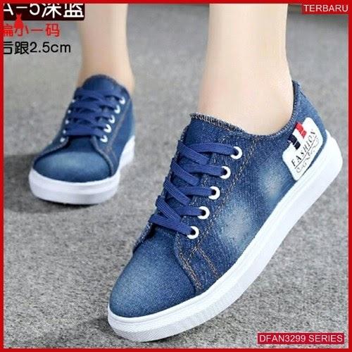DFAN3299S58 Sepatu Ys 10 Poxing Wanita Jeans Sepatu BMGShop
