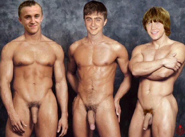 Harry potter naked penis 11