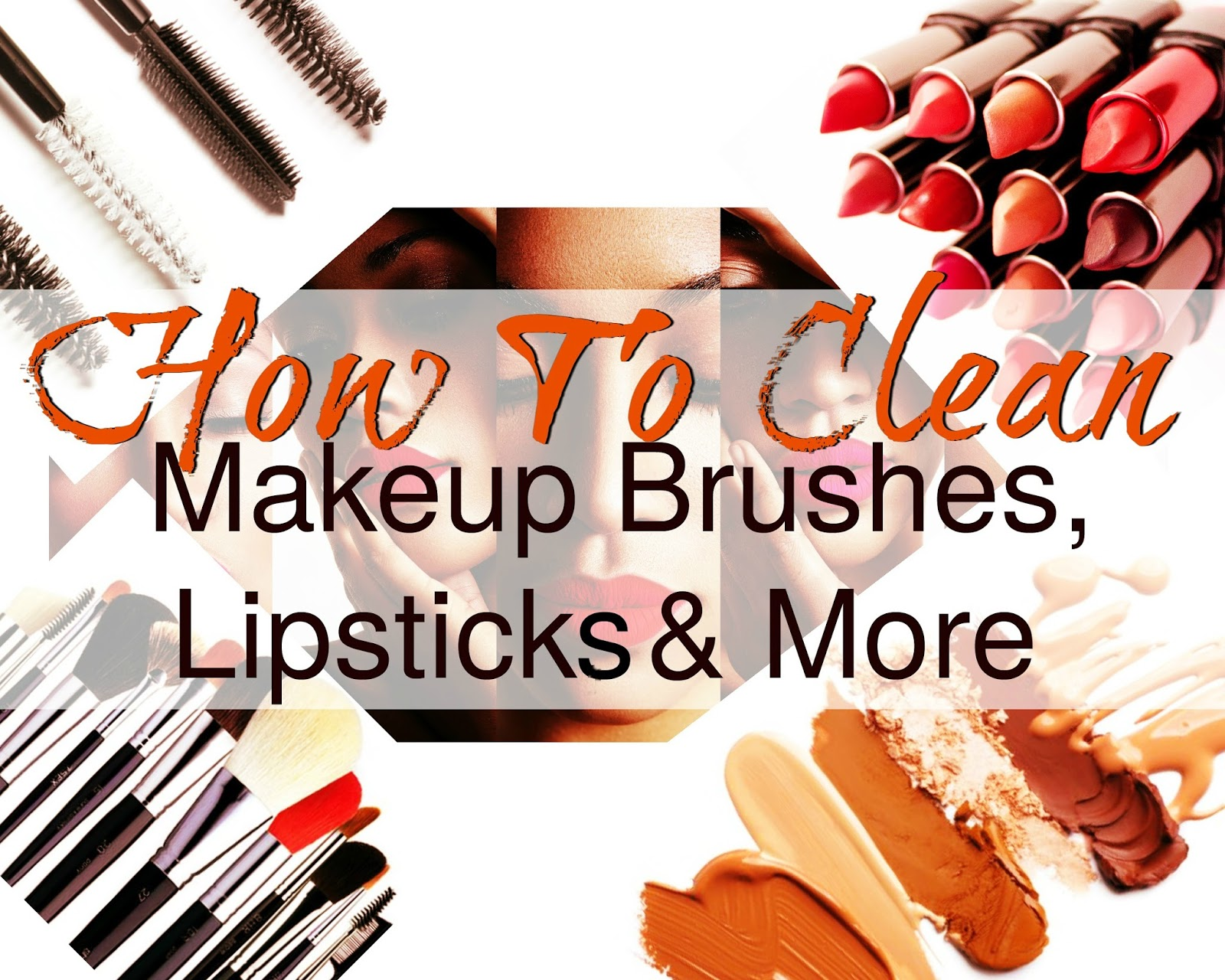 A flawless look starts with clean makeup and that means your makeup tools. Here's the deets on how to clean all your makeup tools to keep them fresh.