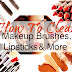 How To Clean Makeup Brushes, Lipsticks & More