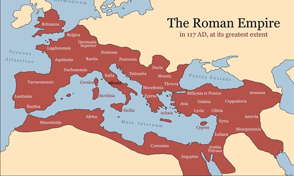 Is America the New Rome? – United States vs. the Roman Empire