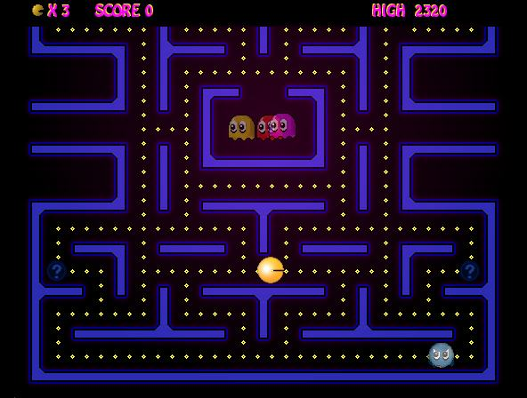 Indie Retro News: Pac-Man - An all time classic Arcade game