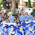 Lễ Ra Trường của các cháu khối lá MN Họa Mi 2018