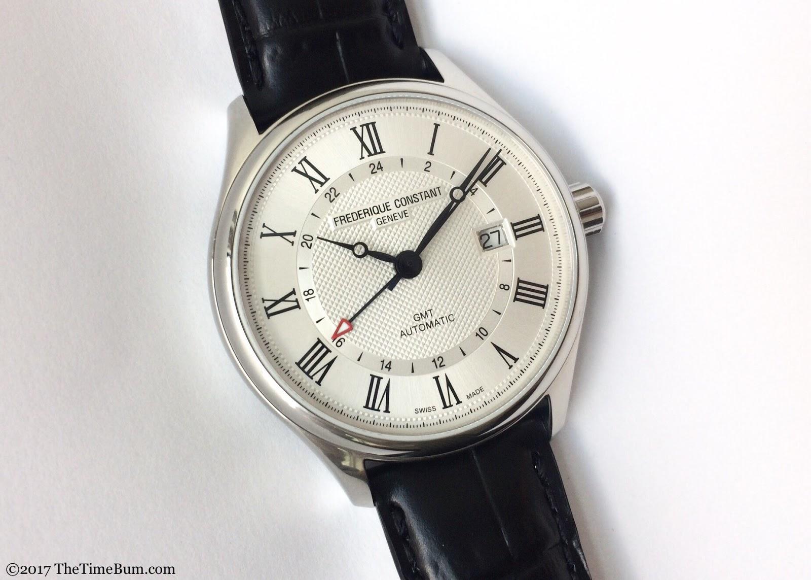 Frédérique Constant Classics Automatic GMT