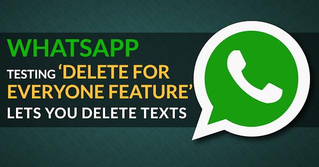 tarik pesan di whatsapp