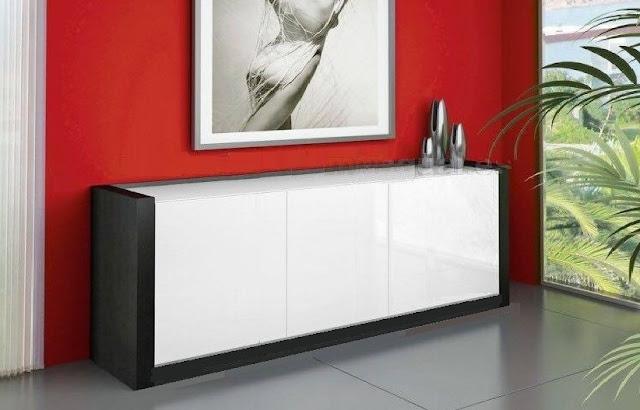 aparador moderno mueble consola minimalista