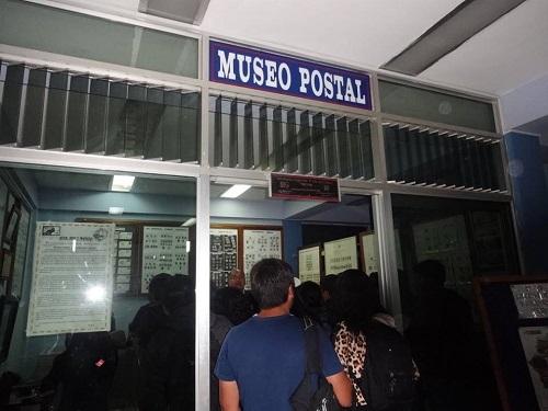 Museo Postal Filatélico